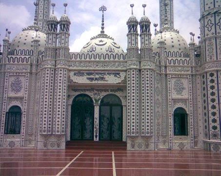 বায়তুল আজগর জামে মসজিদ